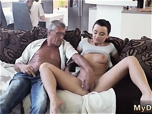 filthy senior boy nubile ass-fuck What would you choose - computer or your girlassociate?