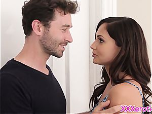 girlfriend pussyfucked by her exhilarated fellow
