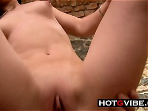 frantically torrid nubile works a rock-hard cock so excellent