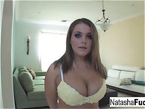 One penis Isn't Enough For Natasha