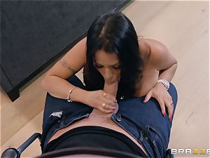Julianna Vega is super kinky and needs to be torn up