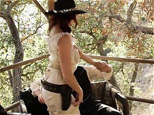 Chanel Preston super-naughty west labia service