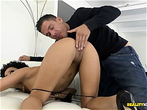 Deeply drilling the sumptuous stunner Mia Austin