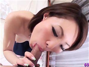 fat boobs Miki Uemura outstanding fuck-a-thon in romantic episodes