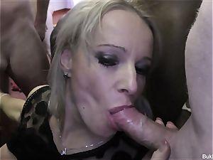 super-cute Tara Spades mass ejaculation