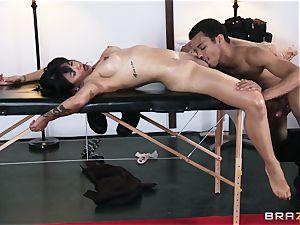 milf manager Needs massage