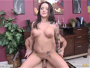 super-naughty college girl gets screwed by her teacher Johnny Sins