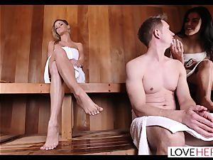 LoveHerFeet - Jessa Rhodes sizzling And super-steamy sole hump