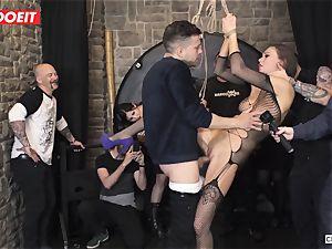 british honey Tina Kay Gets subjugated
