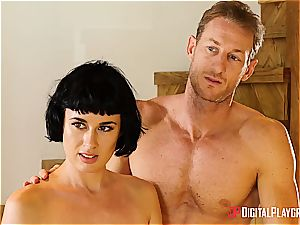 2 ultra-kinky couples have a fun gang drill session with wifey switching