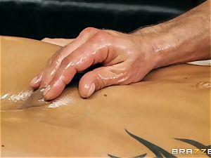 huge arse nubs Jade double penetration