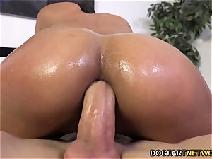 virgin Hilson Gets booty-fucked In Front Of Her cuckold boyfriend
