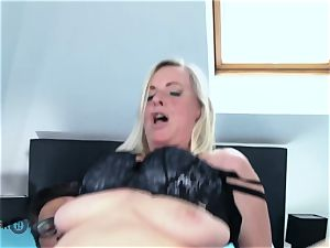 German Mature sloppy Tina Has Her donk porked