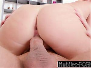 Nubiles-Porn Russian sandy-haired Seduced By schoolteacher