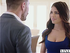 VIXEN Adriana Chechik nails Her manager