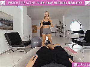VR PORN-Nicole Aniston Gets boned hard and deepthroats