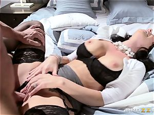 magnificent wife Jayden Jaymes smashed by her steaming husband
