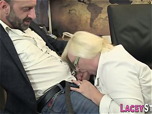 Mature doc ass pounded