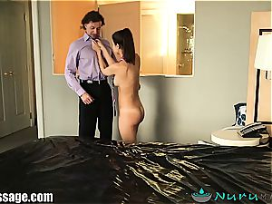 Dillion Harper pummeled by her step dad
